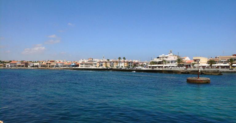 Photo : El Puerto de Cabo de Palos