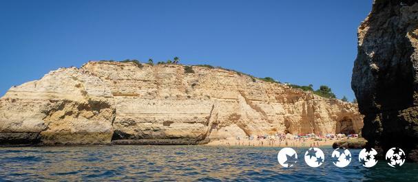 Fotografía de : Cuevas Praia Benagil
