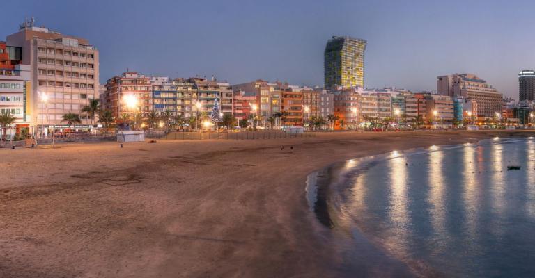 Fotografía de Islas Canarias: Las Canteras Gran Canaria