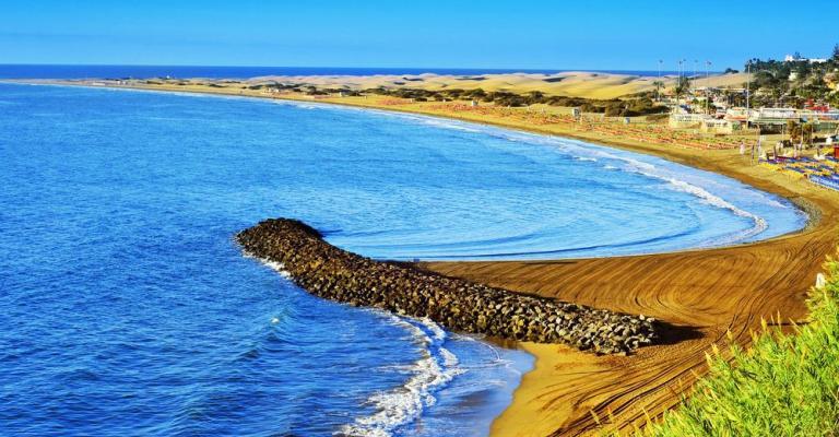 Fotografía de Islas Canarias: Playa del Inglés