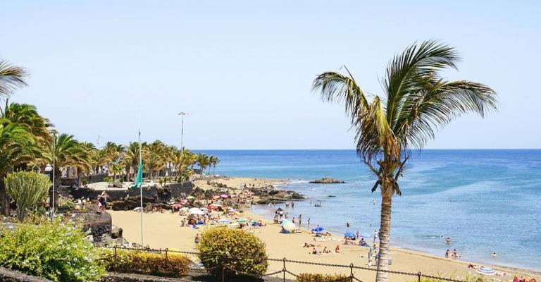Foto von Kanarische Inseln: Puerto del Carmen