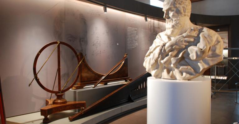 Foto von Toskana: Museo Galileo en Padua