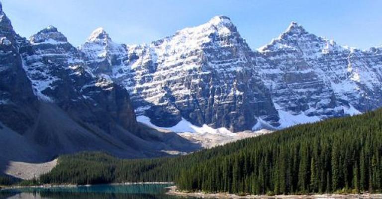 Foto : Montañas Rocosas Canada