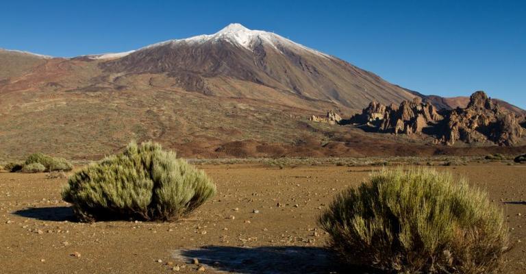 Fotografía de : El Teide