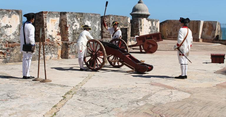 Fotografía de : San Juan de Puerto Rico